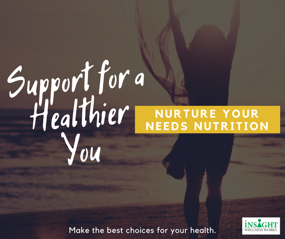 Nurture Your Needs Nutrition Package