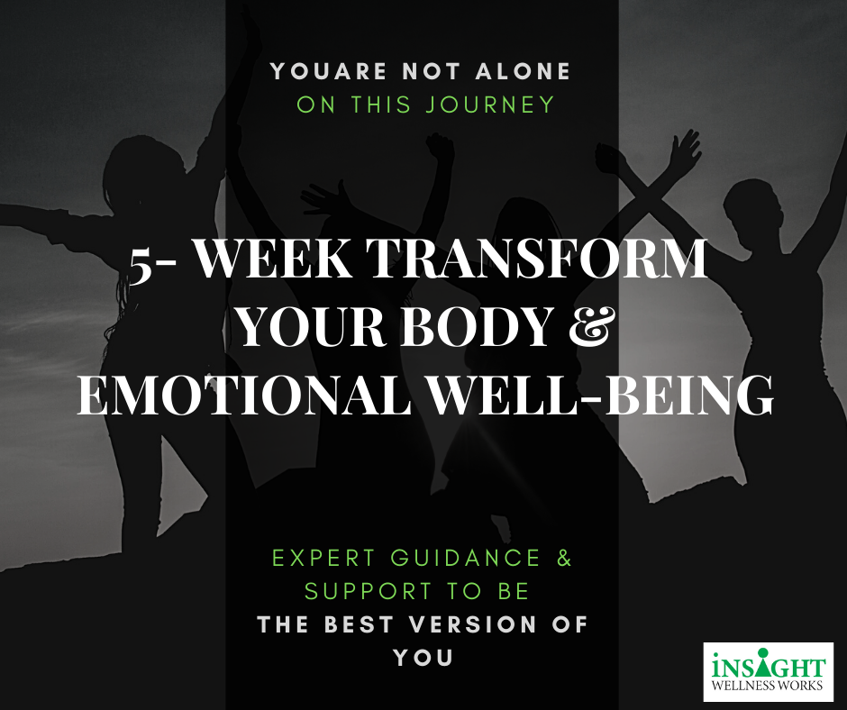 5-Week Transform Your Body & Emotional Well-Being