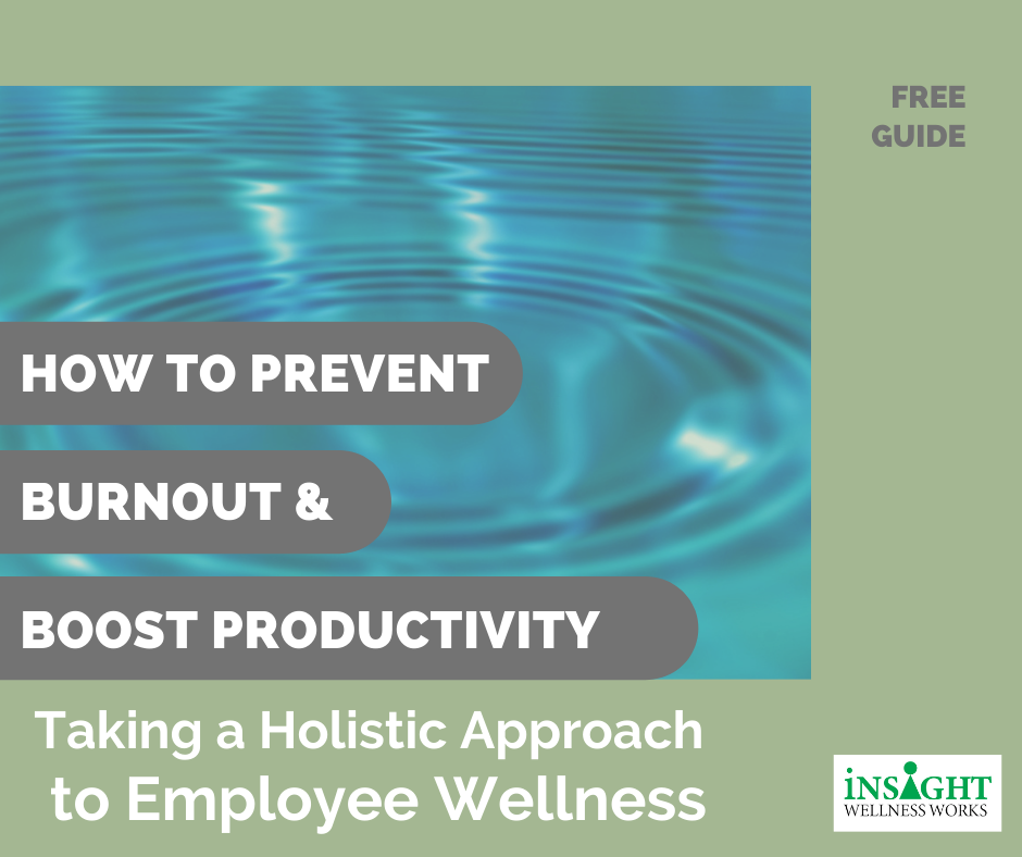 How to Prevent Burnout & Boos Productivity
